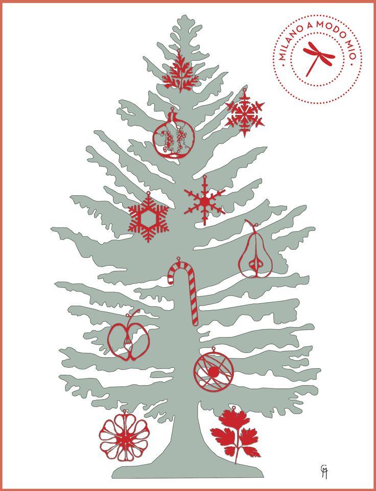 """""""Nel Natale del nostro scontento, abbiamo deciso di credere in una Milano diversa e costruttiva, tutta a modo nostro: Vi unite a noi?"""" http://www.milanoamodomio.it/events"""