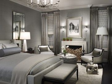 Bedroom Design With Gray Wall Paint 4 Crazy Walls Color Ideas