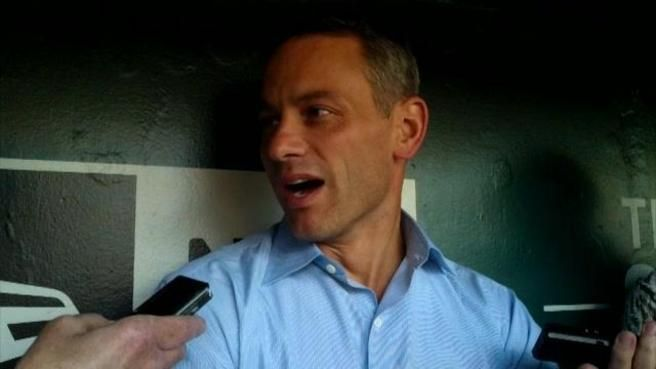 We're due for an offensive outbreak. We know we can play better defense. We know we can pitch better. So we know it's all there. Now we have to put it together.  ~Jed Hoyer