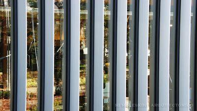 Mi Moleskine Arquitectónico: KENGO KUMA: MUSEO DE ARTE SUNTORY