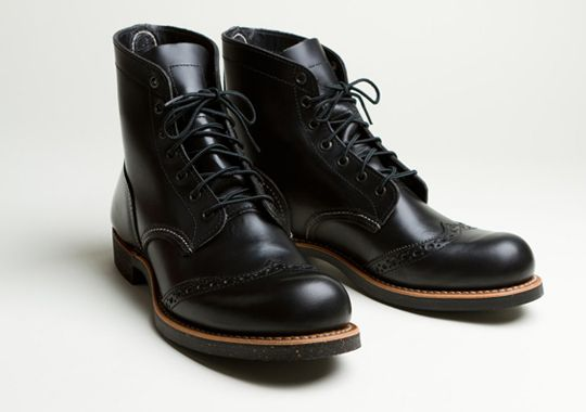 Red Wing Brogue Ranger: Coming soon