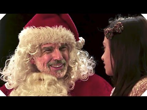 Assista ao trailer do filme 'Papai Noel às Avessas 2' com Billy Bob Thornton…