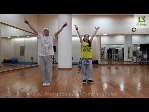 줌바댄스 Quiero Verte Bailar MM53 salsa - Zumba® Choreo by LSTeam SeEun Korea - YouTube