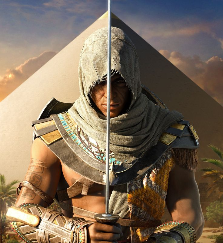 Bayek, Assassin's Creed Origins