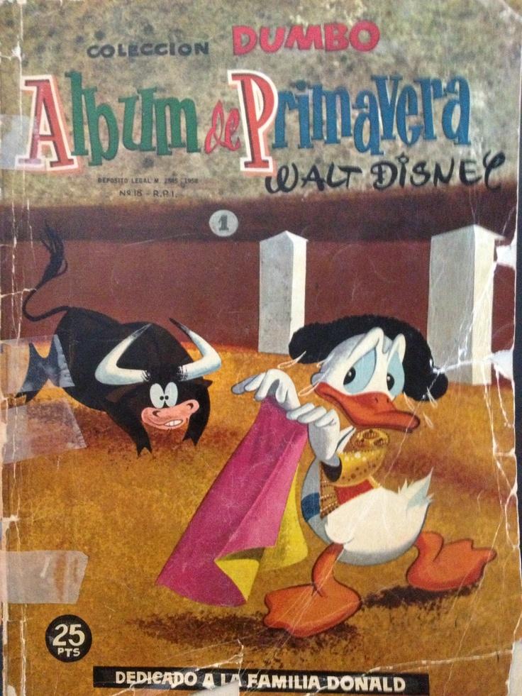 """Ediciones Recreativas S.A. había publicado una """"Colección Dumbo 1ª Época"""", de…"""