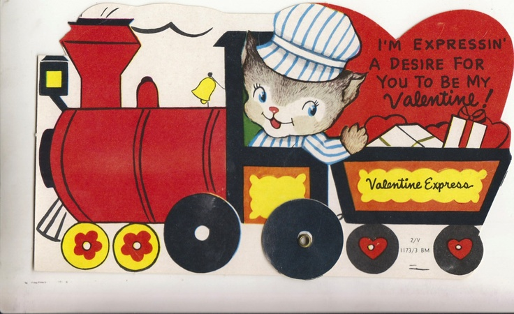 Images about vntg train greeting cards on pinterest