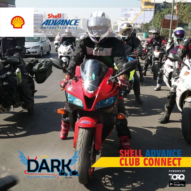 Shell Advance celebrates the spirit of motorcycling clubs in the motorcycling world. As a part of this series , we will connect with motorcycle clubs across Maharashtra and know their story. This time it's DARK - Devils Angels Riders Klub..! #TheWinningIngredient #TORQ #TorqRiderApp #bikerlife