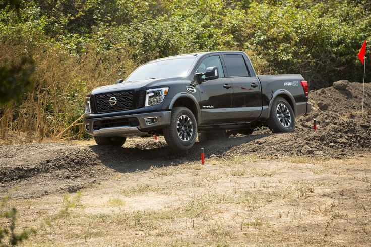 Is off-roading a part of your summer to-do list? The Nissan Titan is the way to check it off.