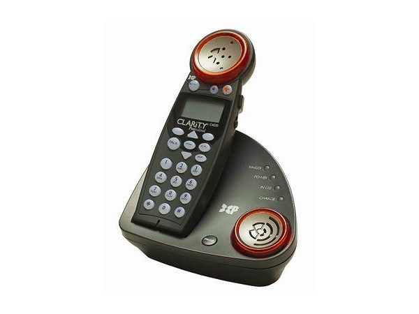 best cordless phone with answering machine for hearing impaired