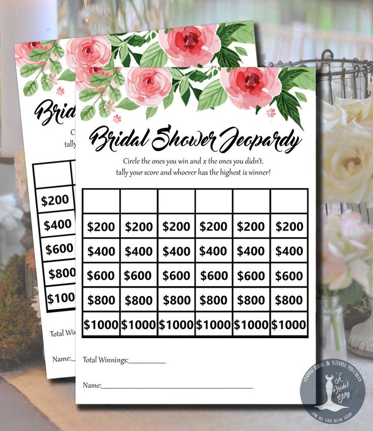 25 best bachelorette jeopardy ideas on pinterest bridal games wedding showers and bridal. Black Bedroom Furniture Sets. Home Design Ideas