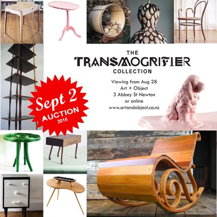 17 pieces available from Art+Object, Auckland, New Zealand. Viewing from August 28, 3 Abbey St, Newton or online. Absentee and phone bidding options