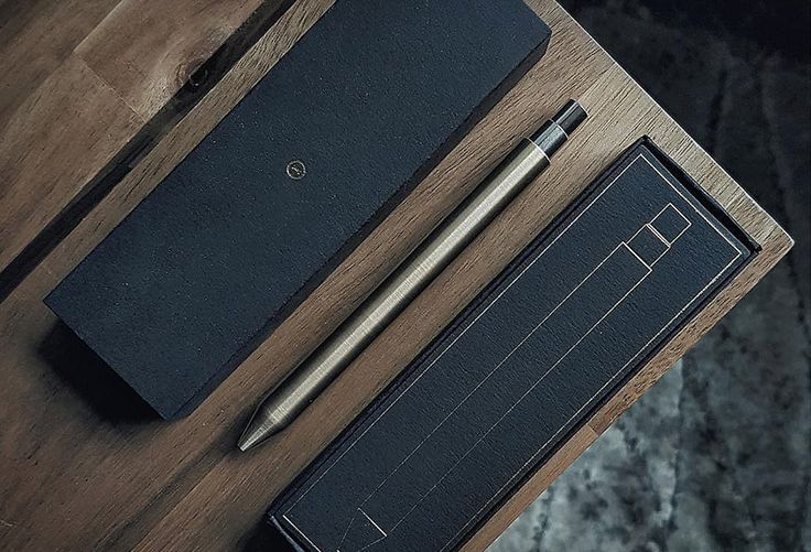 Arguably the most regal writing utensil ever, it will totally upgrade your pen-to-paper experience.