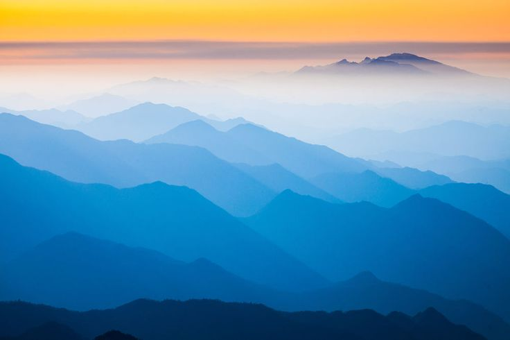The breath of Mountain by Terry zhou on 500px
