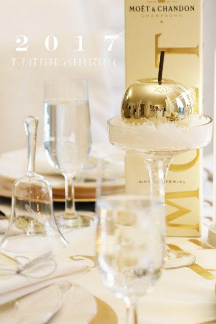 z szampanem, mimowolne zauroczenia