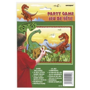 Dinosaur Times Party Game