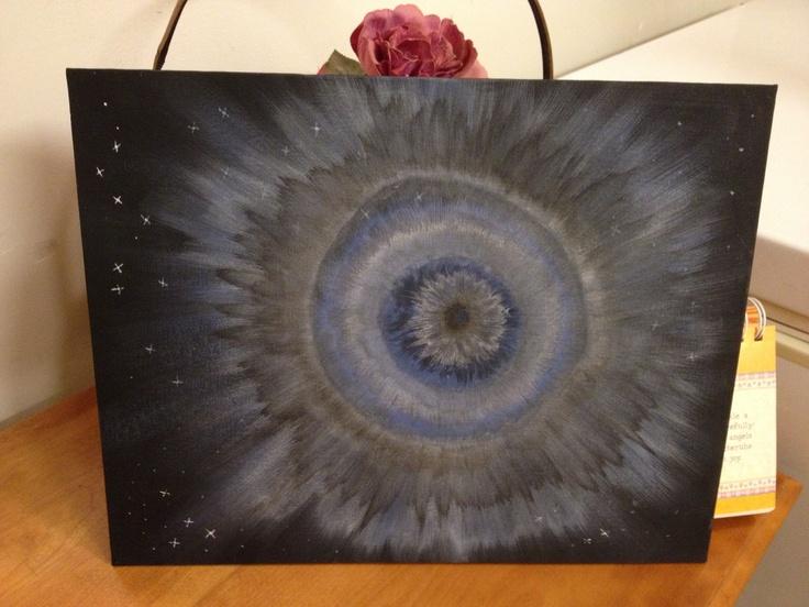 Eye of God.