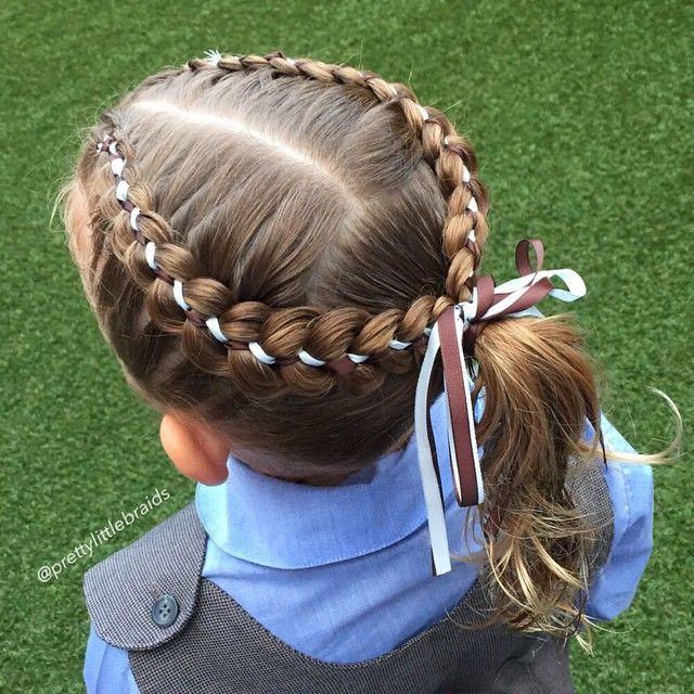 hairstyles ribbon
