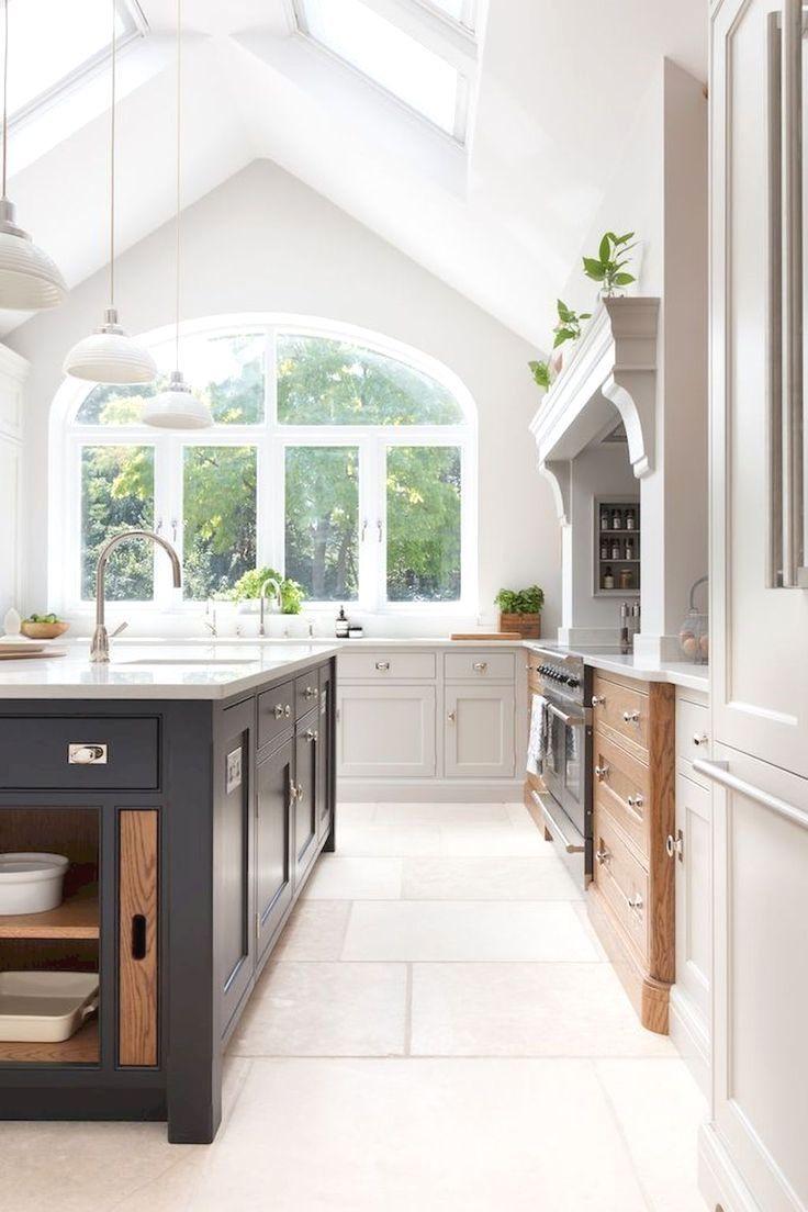 Lux kitchen with loads of natural light   Interior design kitchen ...