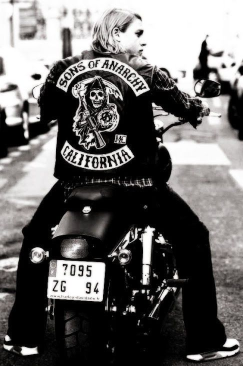 Jax Teller - SOA - Sons of Anarchy