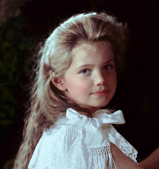 Дочь последнего Государя России-великая княжна Мария
