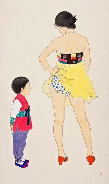 Shin Sun-Mi, Secret 4, 2012
