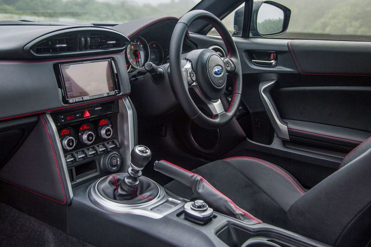 2017 Subaru BRZ Limited First Drive Subaru, First drive