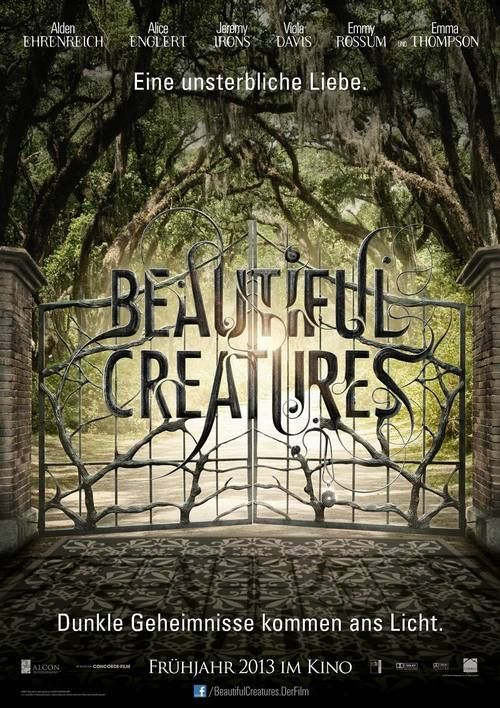Watch Beautiful Creatures (2013) Full Movie Online Free