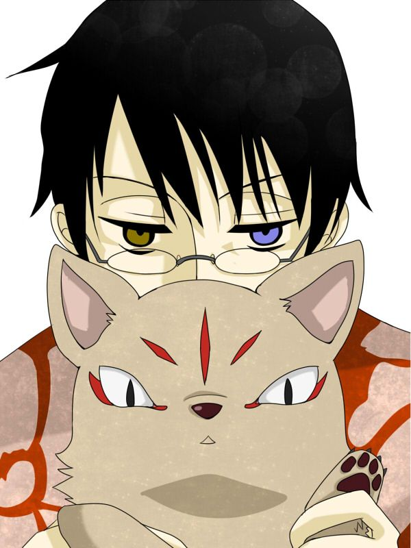 Tags: Anime, xxxHOLiC, Watanuki Kimihiro, Artist Request, Blood-C