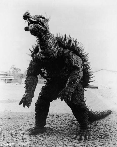 Anguirus from Godzilla Raids Again (1955)