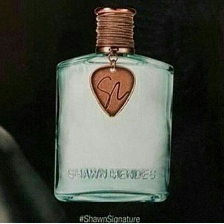 The entire Mendes Army is gonna smell the same cause we'll all be wearing Shawn Signature