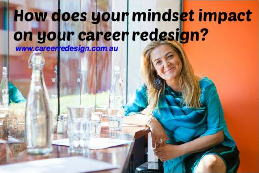 Have you ever thought about what makes the difference between staying stuck in a job that is not inspiring and moving forward to a new and more meaningful career?