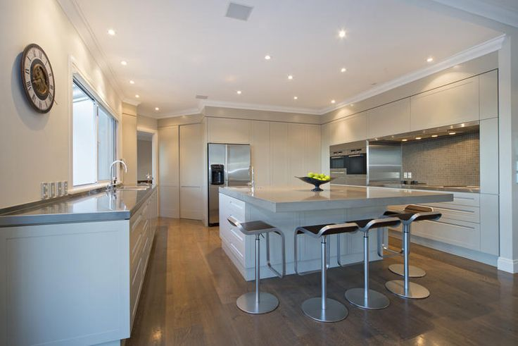 A lovely property in Remuera, Auckland, New Zealand.   http://www.barfoot.co.nz/517210 #barfootthompson #kitchen