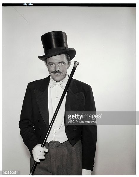 "The Addams Family John Astin as ""Gomez Addams"""