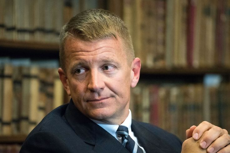 A meeting between Erik Prince and Kirill Dmitriev raises the possibility that U.S. sanctions against Russia could have been violated.