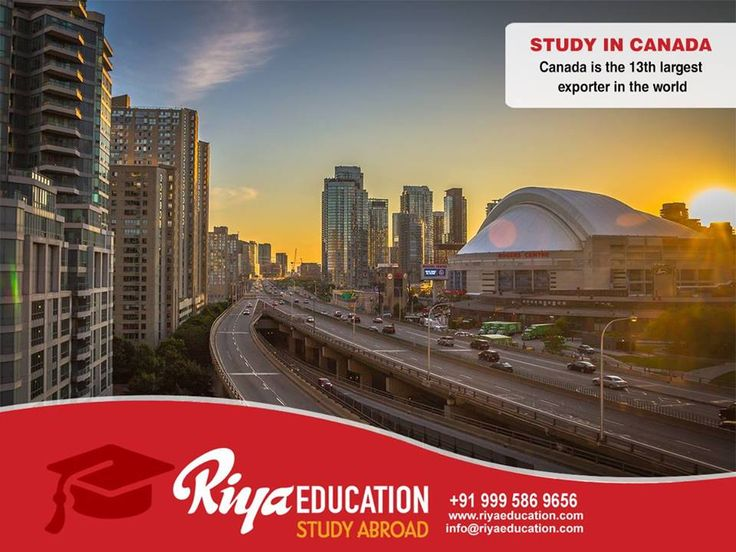 Canada is the World's Most Educated Country: Over half its residents have college degrees. What do you want to Study in Canada? Visit our website or call +91 9995869656. We have branches across India.