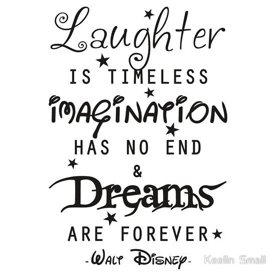Other favorite Walt Disney quote