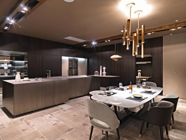 Oltre 20 migliori idee su cucine di lusso su pinterest - Cucine di lusso italiane ...