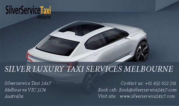 Silverservice24x7 #Taxi #Melbourne offers for customers #Silver #Luxury #Taxi #Service In #Melbourne at #Affordable #prices. If you are looking for #best #Cab #services then once make experience with #Silver #Taxi #Services in #Melbourne. Book Cabs by Book@silverservice24x7.com and visit at www.silverservice24xz7.com , call us at +61 452 622 391