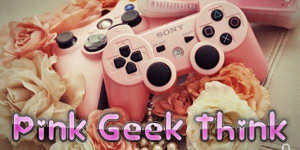 Pink Geek Think