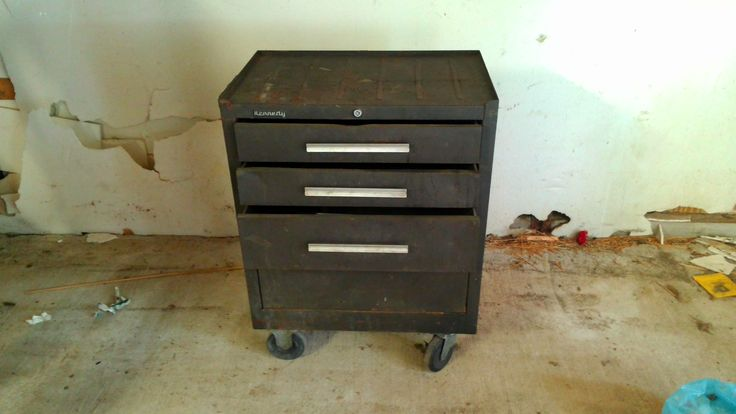 kennedy tool box in kirtley's Garage Sale in lakeview , OH for $150.00.