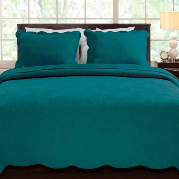 Greenland Home Fashions Serenity Teal Bedding By Greenland Home Bedding, Comforters, Comforter Sets, Duvets, Bedspreads, Quilts, Sheets, Pil...
