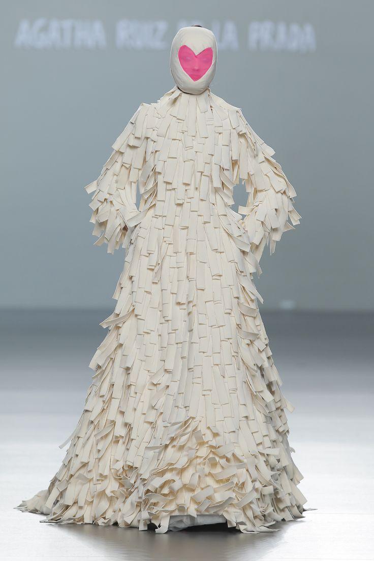 High fashion fabric houston - Agatha Ruiz De La Prada Runway Collect