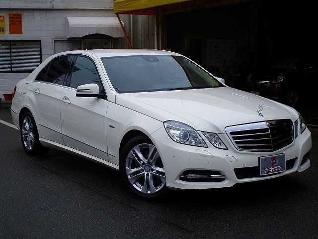 2012 Mercedes-Benz E-Class RBA-212059C E350 BE AVG