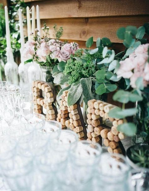 Wedding Decor: 25 cool details and tips