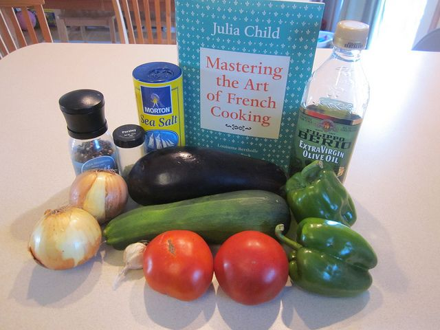 Six Lessons for Efficient Cooking at Home
