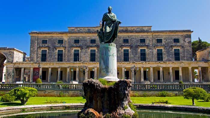 Visiting #Corfu on a Cruise Ship?