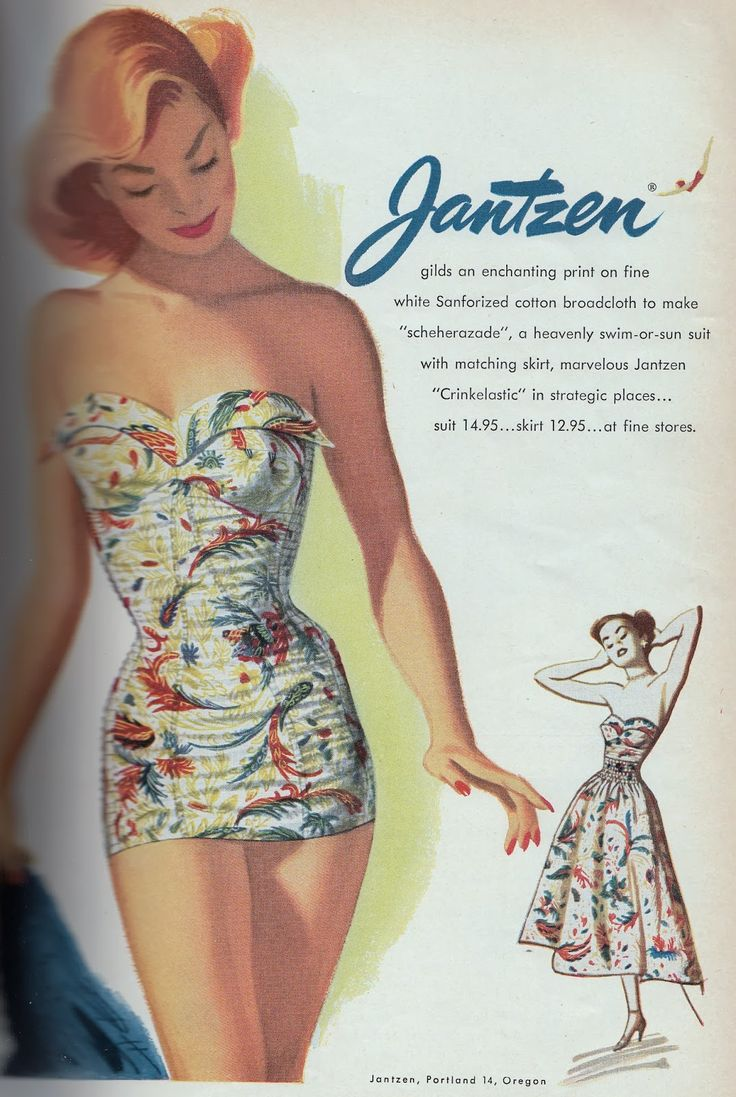 Love Fashion Love Vintage: Spring and Summer 1950s Fashion