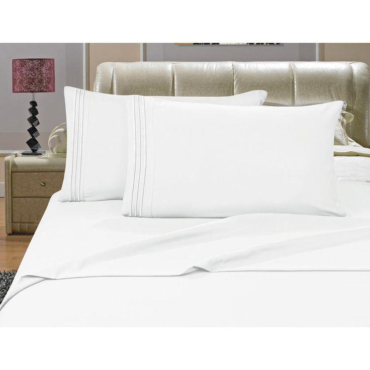 Palm Beach Home Tc Luxury Sheet Set