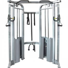 "How you can build a home gym that suits ""Your"" needs. Healthstream Functional Trainer Home Gym Machine Fitness Equipment"