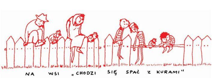 Krystyna Boglar, Klementyna Likes the Colour Red / Klementyna  lubi kolor czerwony, illustrated by Bohdan Butenko